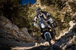 Riding with the siskiyou panniers off-road