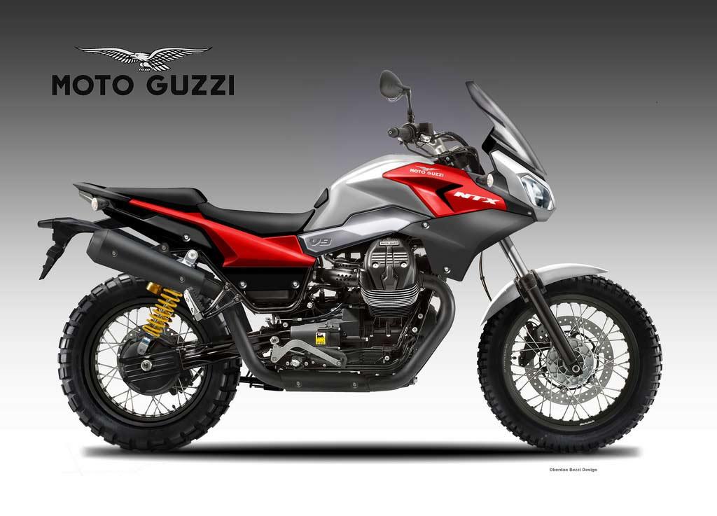 Moto Guzzi Stelvio Retired: Which Concept is a Worthy