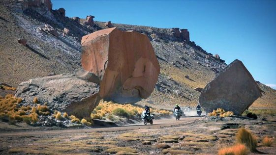 Adventure Motorcycle Documentary Film Expedition 65