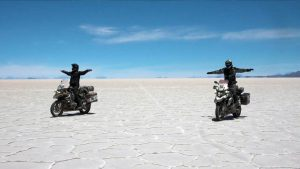 Expedition 65 riding Uyuni de Salar