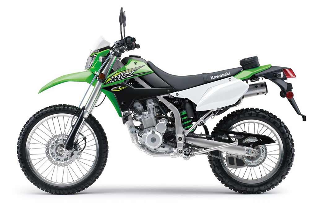 Kawasaki Brings Back New and Improved KLX250 Dual Sport