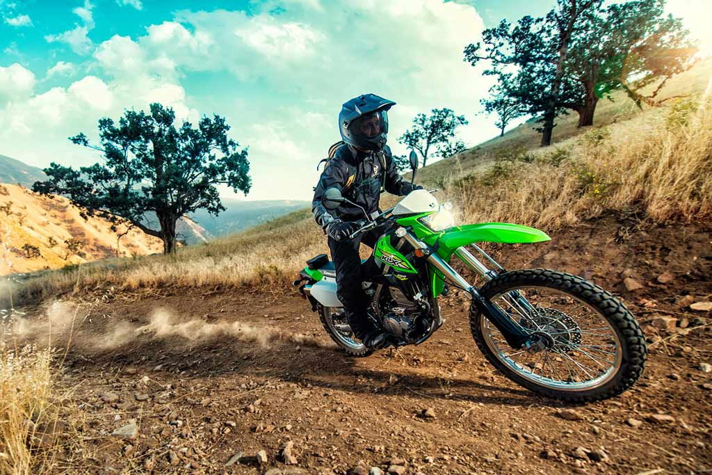 Kawasaki Brings Back New and Improved KLX250 Dual Sport - ADV Pulse