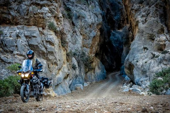 Setting off RTW as a complete novice rider