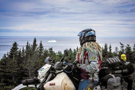Danell's record setting 53,000+ mile journey