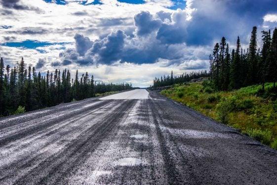 Trans-Labrador Highway Adventure Motorcycle