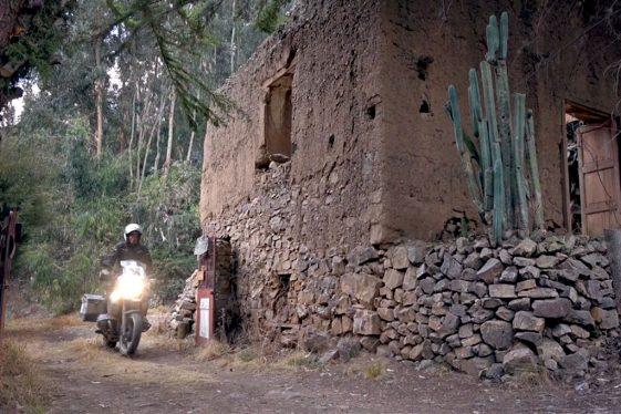Expedition 65 staying at Hacienda Teneria