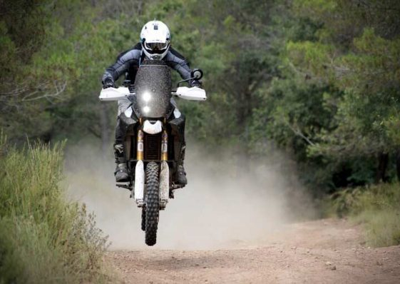Triumph Tiger XCX Adventure Motorcycle