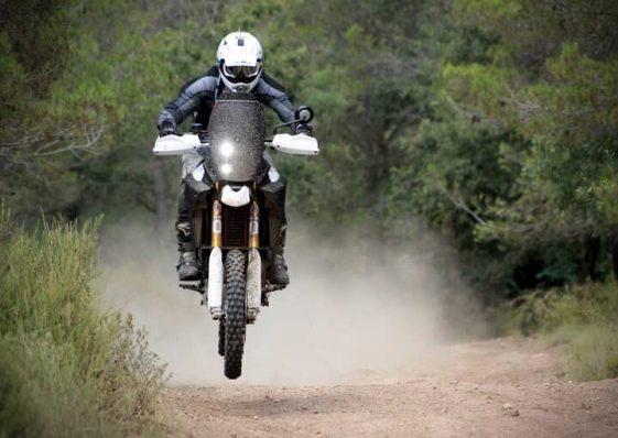 Triumph Tiger XCX Adventure Motorcycle