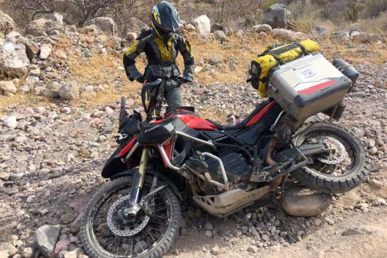 2-Up Adventure Motorcycle travel