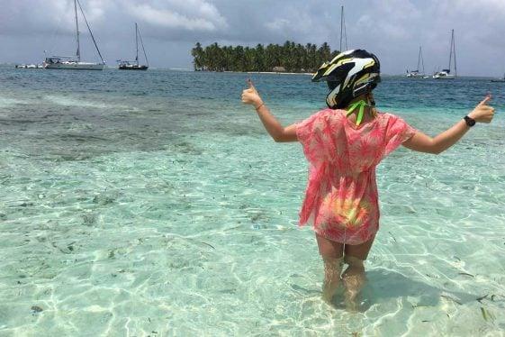 2-Up Adventure Motorcycle travelers