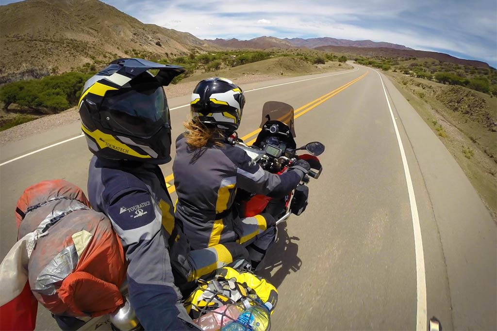 Couple Quits Jobs And Sets Out On Epic 2 Up Rtw Adventure
