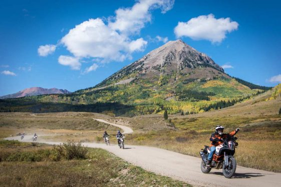 KTM Adventure Rally 2017 Crested Butte Colorado
