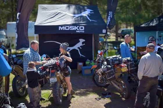 Motorcycle Show Mosko Moto