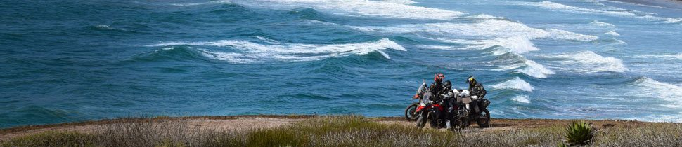 Riding Baja's Pacific Coastline