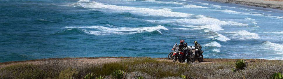 Riding Baja's Pacific Coastline