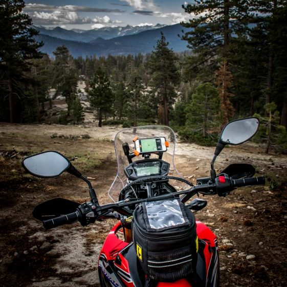 Buck Rock OHV Trail Sequoia National Park