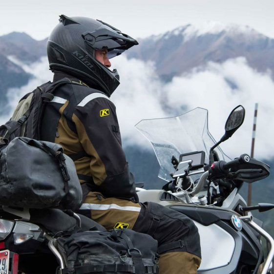 KLim Badlands Adventure Motorcycle suit