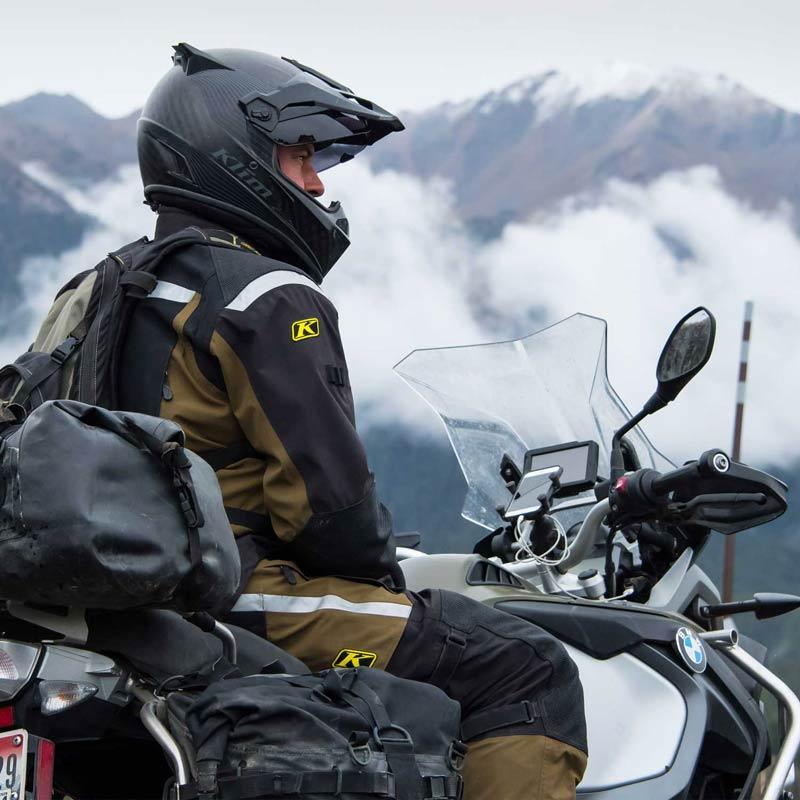 Klim Badlands Premium Gear For The Most Demanding Adventures