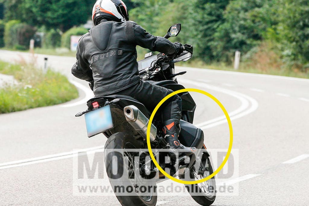 2018 ktm 790 adventure r. exellent 790 ktm 790 adventure r spy photos on 2018 ktm adventure r