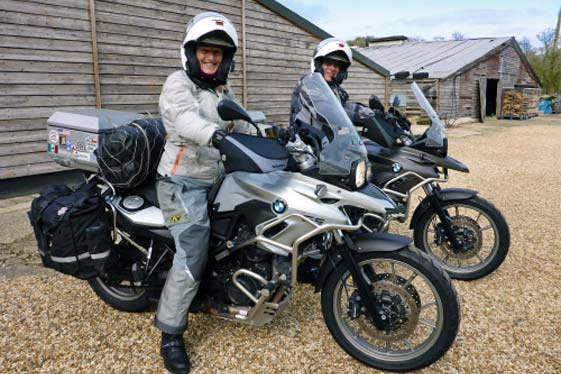 Life After a long overland motorcycle journey
