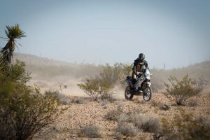 Baja Rally 2017: KTM 990 Adventure