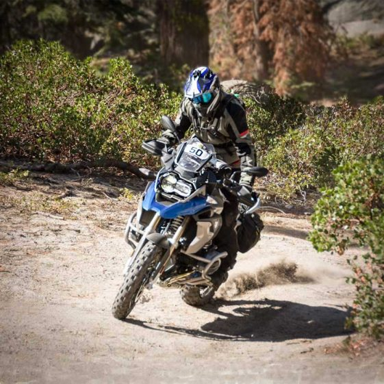 BMW R1200GS Rallye at the Bonnier Adventure Rally Sierra Edition