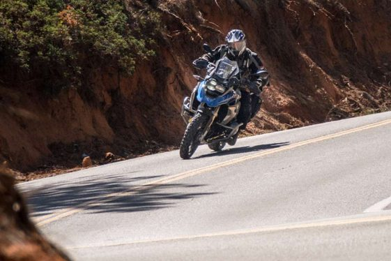 Ride the Sierra Epic Twisties