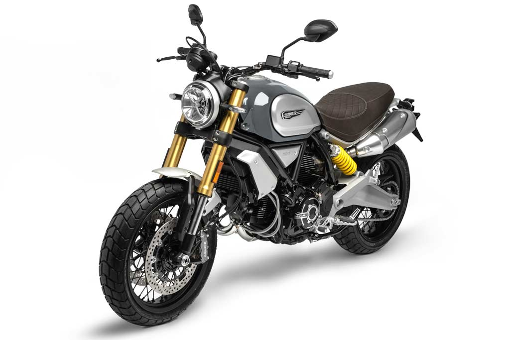 Ducati Scrambler 800 400 front brake reservoir cap cover Performance Corse