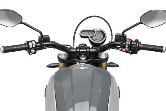 Ducati Scrambler 1100 Special Instrumentation