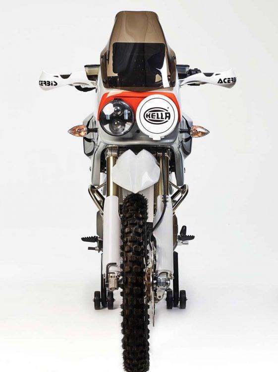 L'Avventura Adventure Motorcycle by Walt Siegl Motorcycles