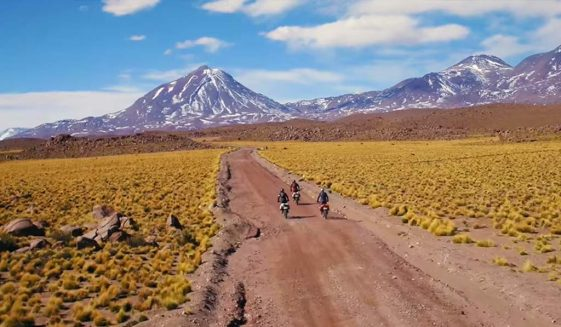 Motonomad III Adventure Motorcycle Film