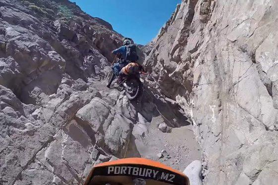 Motonomad III Adventure Motorcycle Film