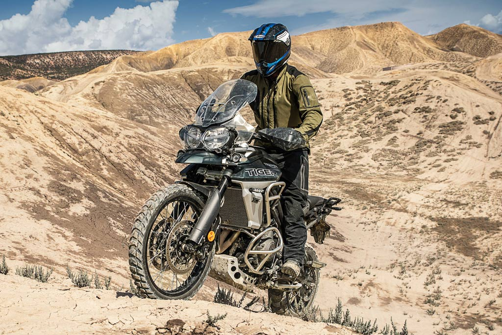 Triumph Announces Major Updates To Tiger 800 Xc And Xr Adv Pulse