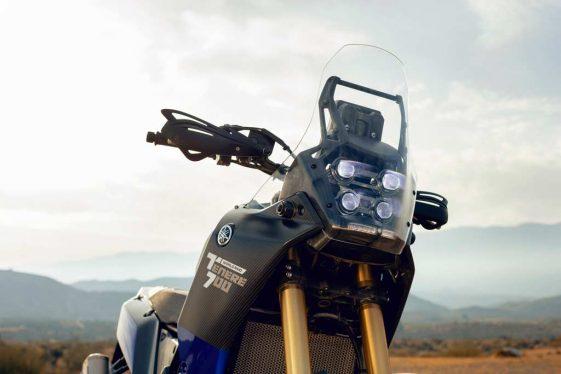 Yamaha Tenere 700 Prototype