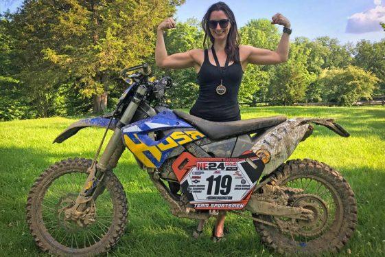 Women Adventure Riders Self-Confidence campaign