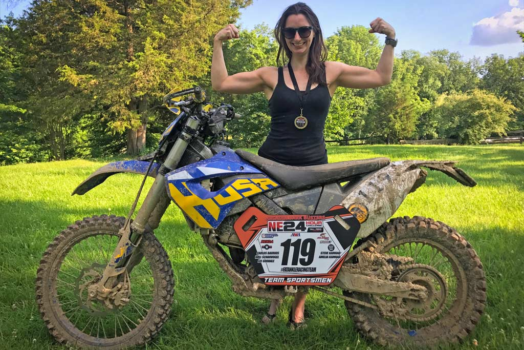 New Self-Confidence Project Empowers Women Riders to ...