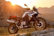 BMW F850GS adventure motorcycle