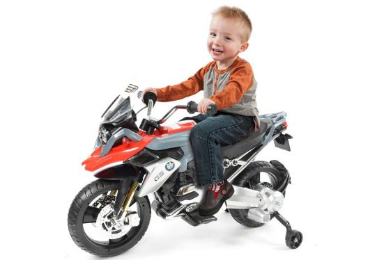 Rollplay Kids BMW R1200GS Electric Motorcycle