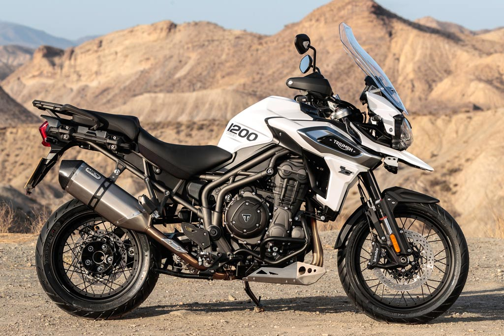 2018 triumph tiger 1200 xca first ride review adv pulse. Black Bedroom Furniture Sets. Home Design Ideas