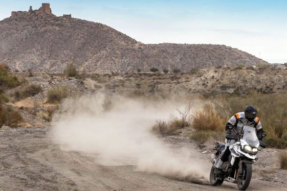 Triumph Tiger 1200 XCa Offroad Adventure Bike