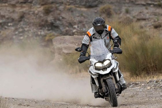 Triumph 2018 Tiger 1200 XCa Offroad Adventure Motorcycle