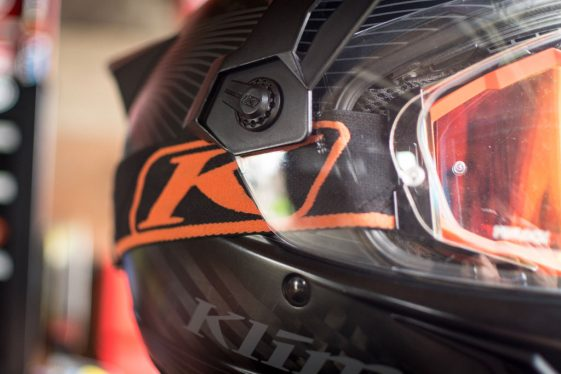 KLIM Krios Dual Sport Adventure Helmet Goggle Straps