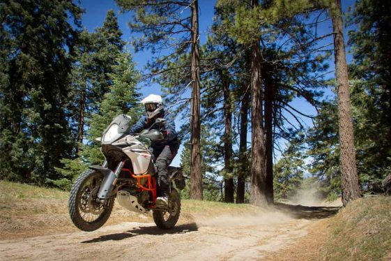 KTM AMA National ADV Riders Series Adventure Motorcycle ADV Pulse Editor Rob Dabney