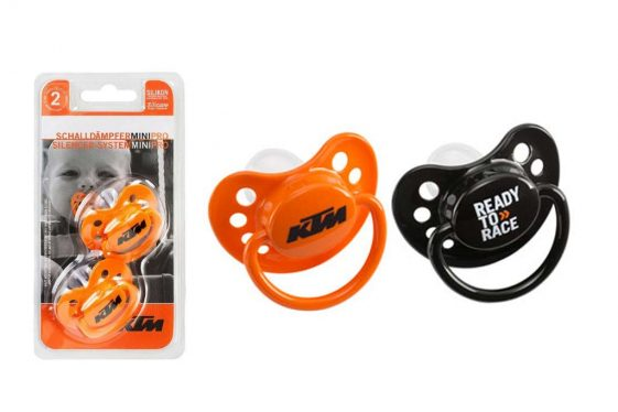 KTM baby pacifier