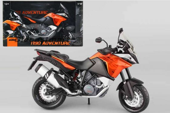 Automaxx KTM 1190R Die Cast Model