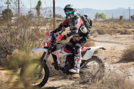 LAB2V: Riding from LA Barstow to Vegas