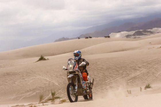 Pan Am Free Rally School Adventure Motorcycle