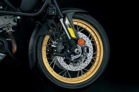 Suzuki V-Strom 1000XT Adventure Motorcycle