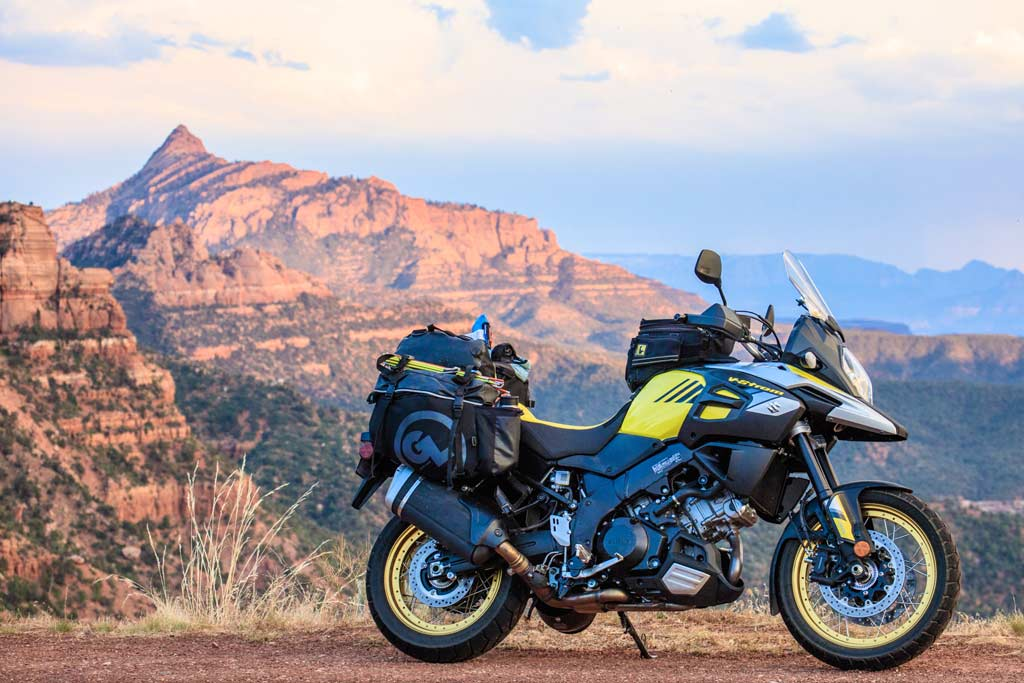 2018 suzuki v strom 1000xt review adv pulse. Black Bedroom Furniture Sets. Home Design Ideas