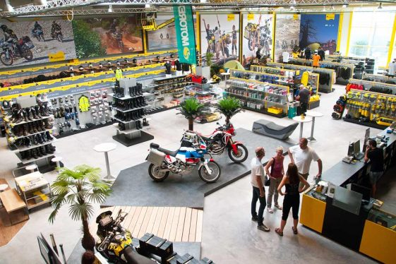 Touratech bankruptcy reorganization